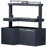 گاوصندوق آسانسوری سفارشی آرکا مدل L شکل