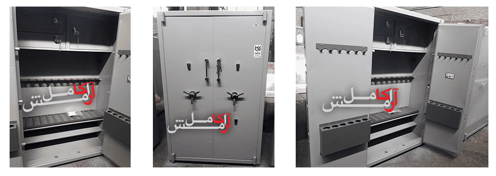 گاوصندوق اسلحه آرکا
