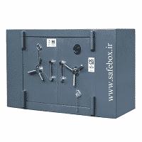 گاوصندوق ویترینی 1/5 HMZ آرکا
