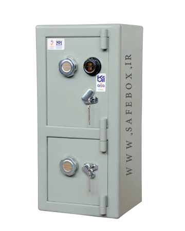 گاوصندوق دوطبقه آرکامدل350/1MZ