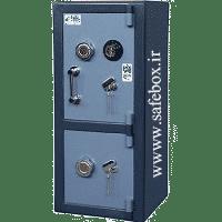 گاوصندوق دوطبقه بلند آرکا 350/2MZ