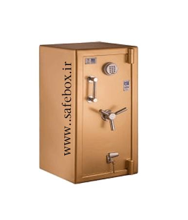 گاوصندوق مجهزبه سیستم ضدسرقت آرکا