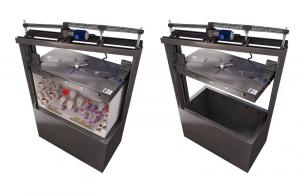 گاوصندوق آسانسوری آرکا مدل ma مجهز به بالسکرو