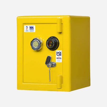 گاوصندوق کوچک خانگی ضدسرقت آرکا مدل 150/1MZ