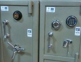 قفلها و کلیدهای چند حالته گاوصندوق آرکا