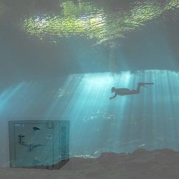 گاوصندوق ضد آب