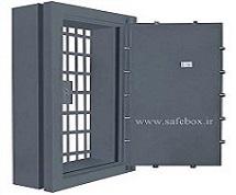 درب خزانه بانک چگونه ساخته می شود