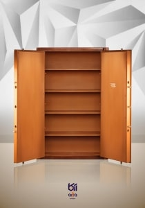 گاوصندوق بایگانی آرکا مدل MZ یک جداره