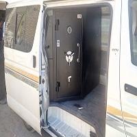 ماشین حمل پول ضدسرقت