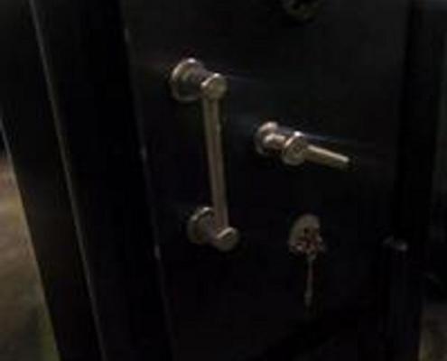 گاوصندوق دست دوم رمزدار