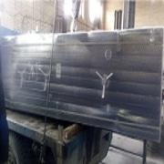 گاو صندوق زیر و یترینی سفارشی 3 درب آرکا