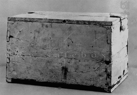 تاریخچه گاوصندوق